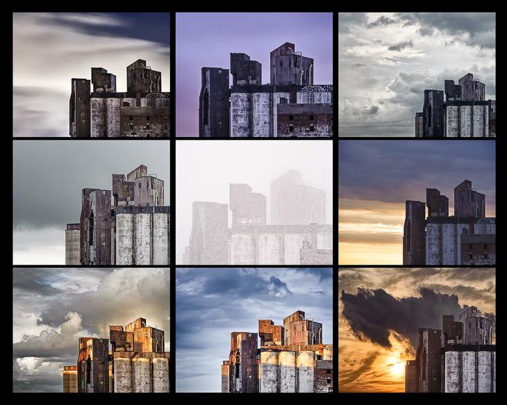 American elevator silhouette series