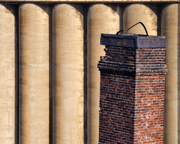 chimney & cylinders
